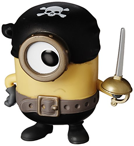 Funko POP Movies: Minions Figure, Eye Figure, Matie