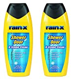 Rain-X 630035 Shower Door Cleaner jTSWCDf, 12 Fl Oz (2 Pack)