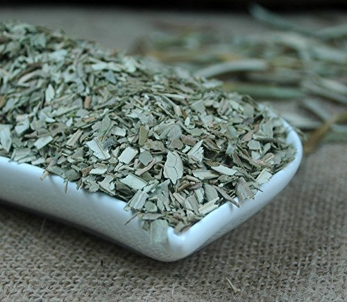 Naturix24 - Olivenblätter Tee, Olivenblätter geschnitten - 1 Kg
