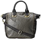 Steve Madden Bgambbit Top Handle Bag,Grey,One Size, Bags Central