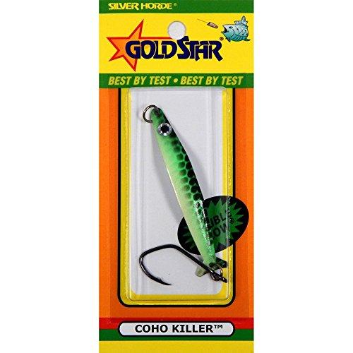 シルバーHorde Coho Killer釣りスプーン B01ASUGDFM 3
