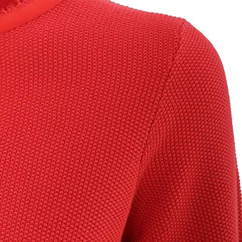 363558185 Mujer Rojo Ropa Algodon Kangra 5AO7q7