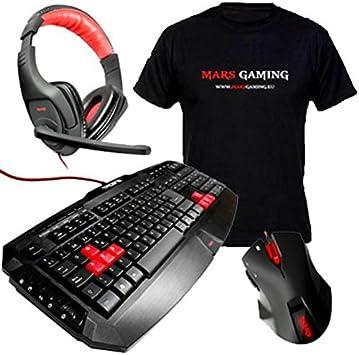 Tacens PCS71703MPACK - Pack de Accesorios para Gaming: Amazon.es ...