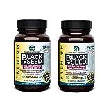 Amazing Herbs Premium Black Seed Oil 1250mg - 60