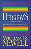 img - for Hebrews: Verse-by-Verse book / textbook / text book