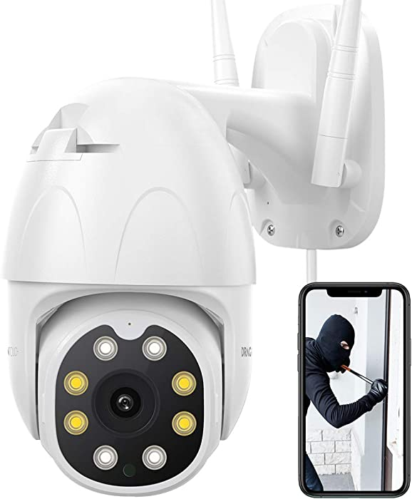 Top 10 4K Home Security Camera Audio 4K System