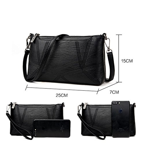And Wild Women's Bags A Shoulder Bags Top Teen Bag Envelope handle Clutch For Girls Simple Messenger Package q1IagZItr