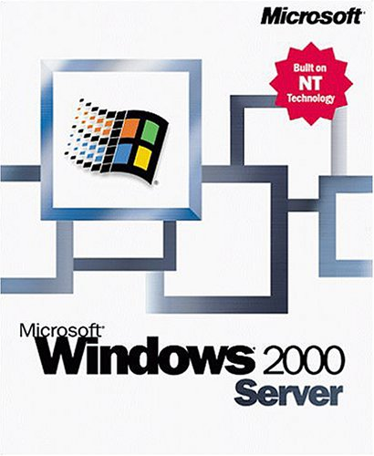 Microsoft Windows 2000 Competitive Upgrade (20-Client License) [Old Version]