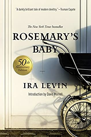 book cover of Rosemary\'s Baby