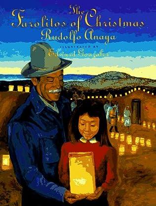 book cover of The Farolitos of Christmas