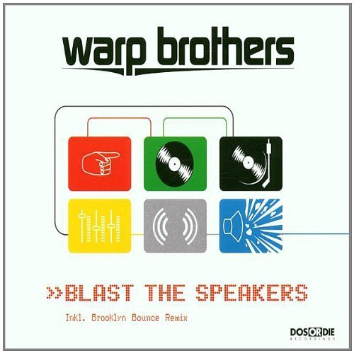 Price comparison product image Blast the Speakers by Warp Brothers