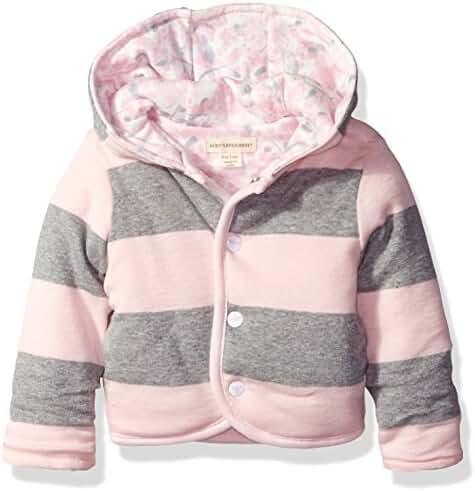 Burt's Bees Baby Baby Organic Snap Front Reversible Jacket