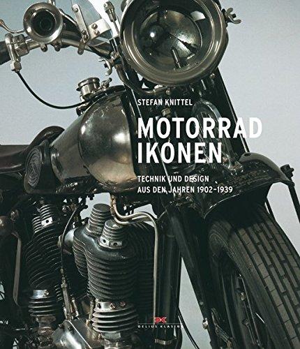 Motorrad-Ikonen: Technik und Design aus den Jahren 1902-1939