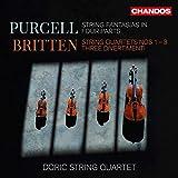 Britten: String Quartets Nos. 1-3 / Purcell: String
