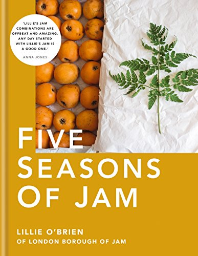 Five Seasons of Jam by [O'Brien, Lillie]