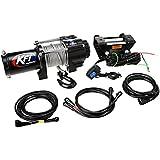 KFI Products A2500 ATV Winch Kit - 2500 lbs Capacity