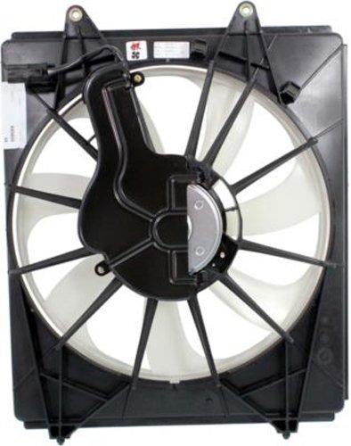 Honda Odyssey A/c Condenser (CPP Passenger Side A/C Condenser Cooling Fan for 11-16 Honda Odyssey HO3113131)