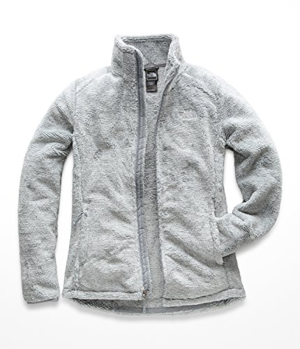 The North Face Women's Osito 2 Jacket High Rise Grey/Mid Grey Stripe Medium ()