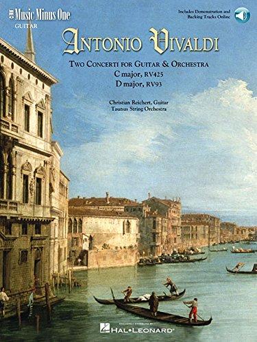 Vivaldi Music Sheets - 6