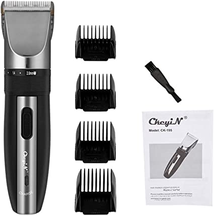 Pelo Trimmer Clipper Máquina De Afeitar Eléctrica Barba Trimmer ...