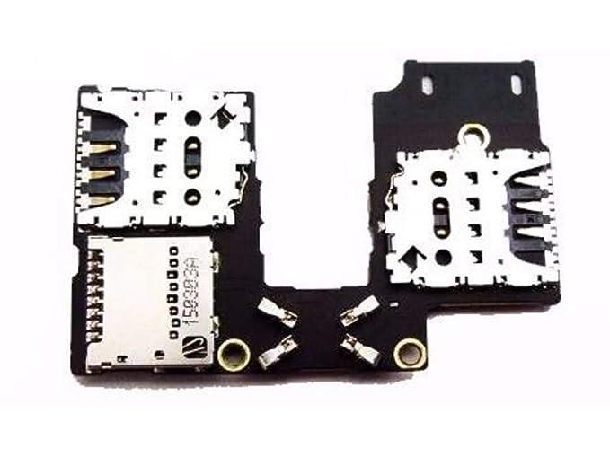 Amazon.com: Memoria Micro SD + lector de tarjetas SIM Flex ...