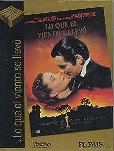 LO QUE EL VIENTO SE LLEVO: Amazon.es: Cine y Series TV