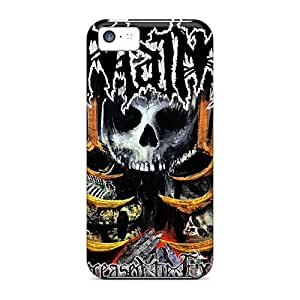 Shock Absorption Hard Phone Cases For Iphone 5c With Provide Private Custom Realistic Rise Against Skin AlissaDubois