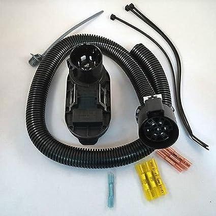 amazon com genuine gm 23455107 trailer wiring harness automotive rh amazon com chevy silverado trailer wiring adapter gmc acadia trailer wiring adapter