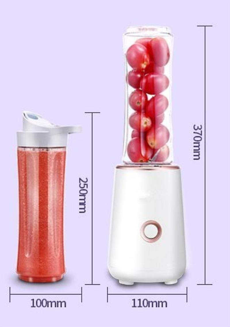 YJLGRYF Inicio Licuadora Multifuncional Mini exprimidor eléctrico ...