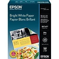 BRIGHT WHITE PREMIUM PAPER, LETTER Electronic Computer
