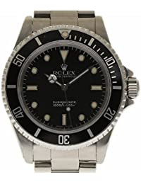 Submariner Swiss-Automatic Male Watch 14060 (Certified Pre-Owned)