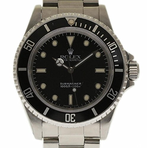 Rolex Submariner Swiss-Automatic Male Watch 14060 (Certified Pre-Owned)