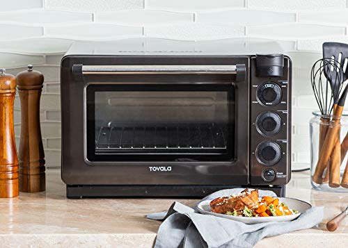 Tovala Gen 2 Smart Steam Oven with Multi-Mode Programmable Cooking, Small, Black and Stainless by Tovala (Image #7)