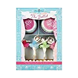 Meri Meri The Ballet Cupcake Kit - Pack of 4