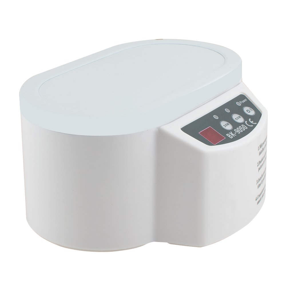 30W/50W Mini Ultrasonic Cleaner for Jewelry Glasses Circuit Board Watch CD Lens by Carejoy (Image #2)