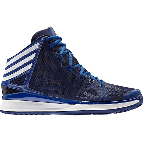 Adidas Men `s Gek Schaduw 2 Basketbalschoenen, 7, Royal / Wit