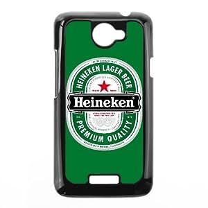 HTC One X Case Cell phone Case Heineken Plastic Blij Durable Cover
