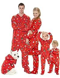 Family Matching Holly Jolly Christmas Fleece