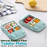 Toddler Divided Plate Baby Dinnerware