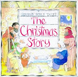 the christmas story bible tales series heather amery 9780746029619 amazoncom books
