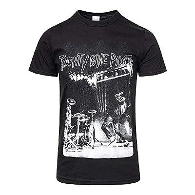 Twenty One Pilots Official Backstage T Shirt (Black)