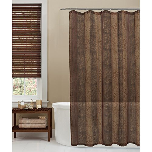 Oneyka Fabric Shower Curtain