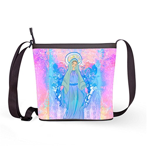 with Sling Jesus Fashion Christianity Bag Casual Print Female Bags02 Bag Bag Shoulder and Crossbody Sling Popular fqvwrgfP6H