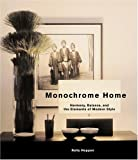 Monochrome Home, Kelly Hoppen, 0847824195