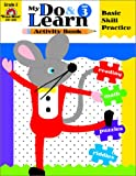 My Do and Learn, Evan-Moor, 1557998280