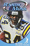 img - for Randy Moss (Sports Heroes) book / textbook / text book