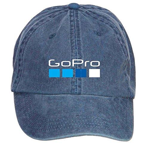 Price comparison product image DESBH Unisex GoPro Design Baseball Caps