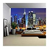 wall26 Self-adhesive Wallpaper Large Wall Mural Series (66''x96'', Artwork - 27)