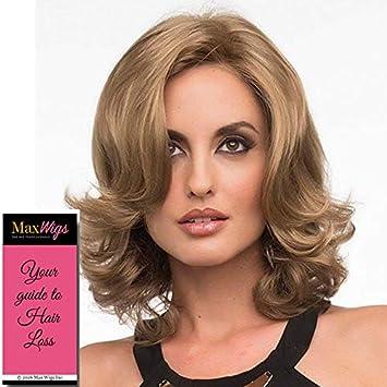Amazon.com : Jade Wig Large Cap Color MEDIUM BLONDE - Envy ...