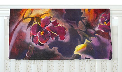 KESS InHouse Kristin Humphrey Release Pink Orange Fleece Baby Blanket 40 x 30 [並行輸入品]   B077ZWFLSJ
